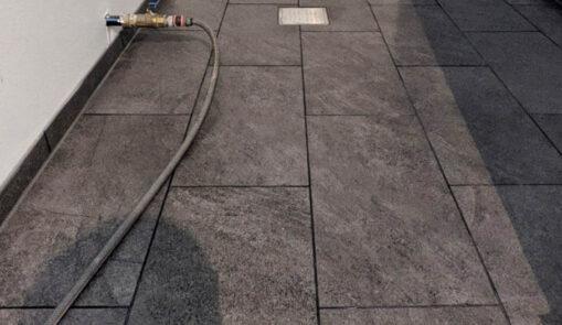 Flislegging gulv